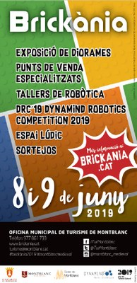 El programa de Brickània ya está disponible en papel y on-line