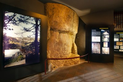 Monographic section on the interpretation of Cave Art (paintings)